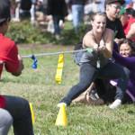 Al Fresco Event Pulls Campus Community Together