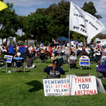 Northern California Tea Party Comes Out En Masse