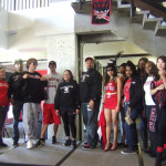 Students Strut In Pioneer Fashion