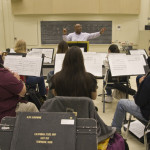 Wind and Symphony Orchestras Prepare for Concerts