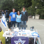 Berkeley Students Bring Up Israeli-Palestinian Questions