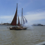 Privateers Come Ashore for Festival