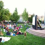 Hayward Residents Enjoy Free Summer Night Movies