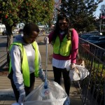 CSUEB Students Help Clean Hayward's Streets