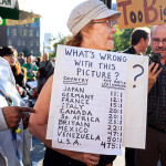 """Occupy Wall Street"" Fights for Economic Equality"