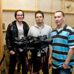 Graduate Students Look to Make Movie Watching Interactive