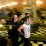 "Student Protesters Arrested at ""Occupy the Capitol"" March"