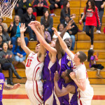 Men's Basketball Closes Out Season with CCAA Honors