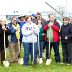 Reunion Game Marks Beginning of Burrell Field Renovation
