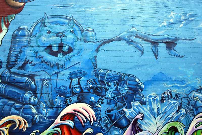 Expressive Oakland Mural Tackles Water Conservation Issue. Ulce Signs. Outdoor Sign Banners. Travel Guide Banners. How Do I Get A Handicap Sign For My Car. Ninja Logo. Company Seal Stickers. Shaped Lettering. Flower Drawing Lettering