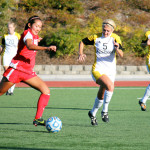 CSUEB Women's Soccer Edge Out Humboldt After Chance Goal