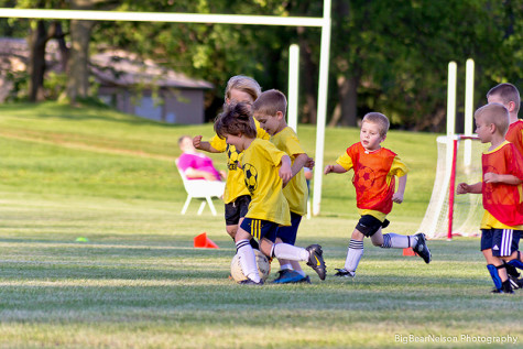What's Missing in Youth Soccer in America
