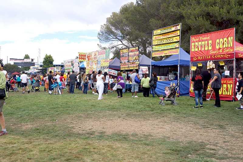 Hayward Zucchini Festival 2018 – Hayward, CA   CA Carnivals