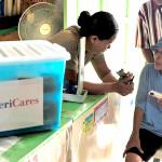 El Área de la Bahía rápidamente ayuda a las víctimas del tifón en Filipinas