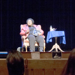 Pioneering Civil Rights leader and member of the Little Rock Nine visits Hayward