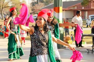 Estadounidenses de la India se unen para celebrar Día de la República