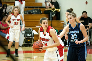 Women's Basketball finds success behind great defense