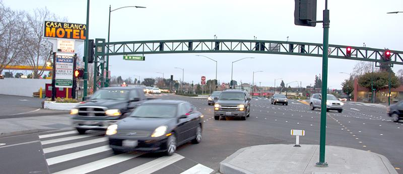 Hayward Loop influenced by state interests
