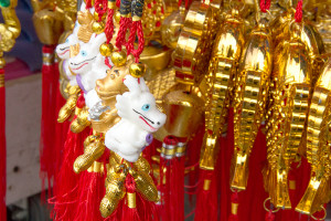 Oakland's Chinatown celebrates the year of the horse