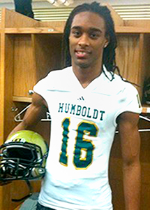 Marjani Ellison will be playing for Humboldt next season.