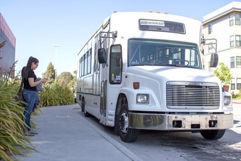 Shuttle service will no longer run to South Hayward