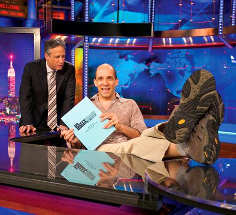 CSUEB alumnus retires from writing at The Daily Show