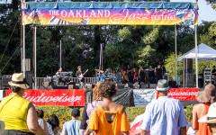 CSUEB Hosts The  Oakland Jazz Festival