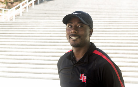 Track and field hires record setting assistant coach