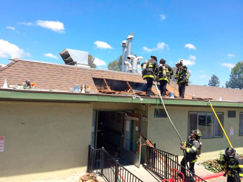 Hayward Fire Department educates the community on fire difficulties