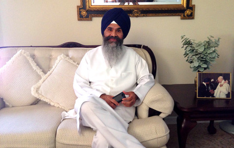 Sikh leader speaks out against stereotypes