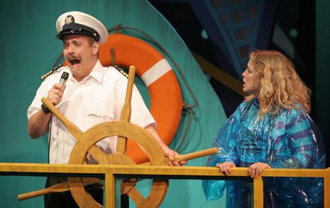 Douglas Morrisson Theatre reopens with a laugh