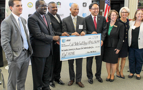 Campus project receives AT&T grant