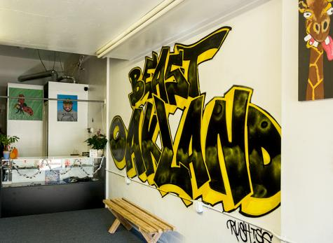 Oakland designer unleashes beast