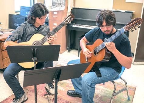 College freshman brings flamenco to East Bay