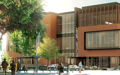 New public library to open in 2017