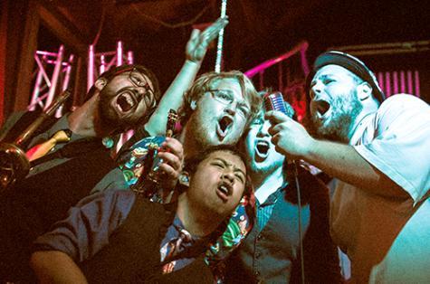 East Bay emcee fuses hip-hop with everything else