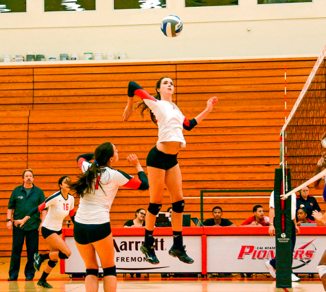Volleyball held winless on SoCal road trip
