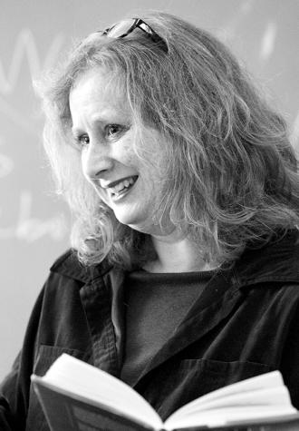 Writer alumna at East Bay