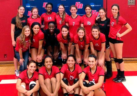 CSUEB women's volleyball lose final game