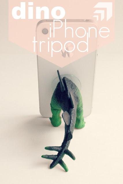 Dino Tripod Title