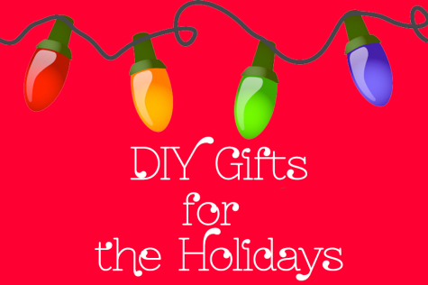 Ten homemade holiday gifts