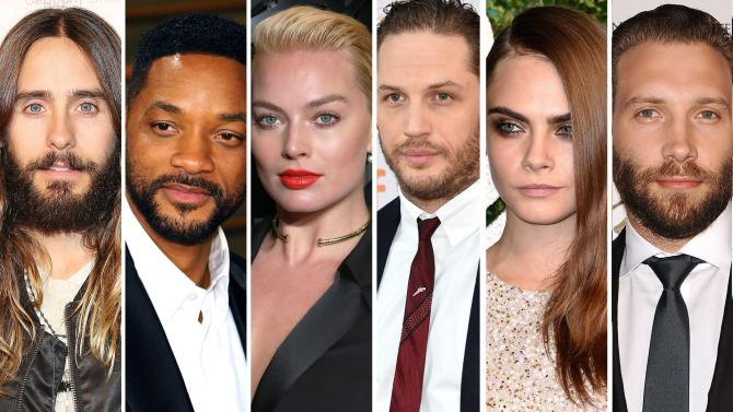 Suicide+Squad+cast+unveiled
