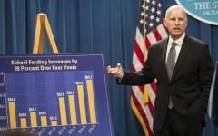 Governor unveils 2015 state budget