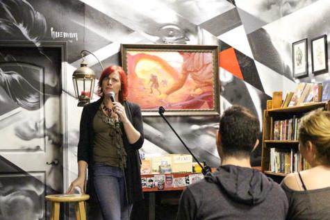 Comedy show grows in Oakland bookstore