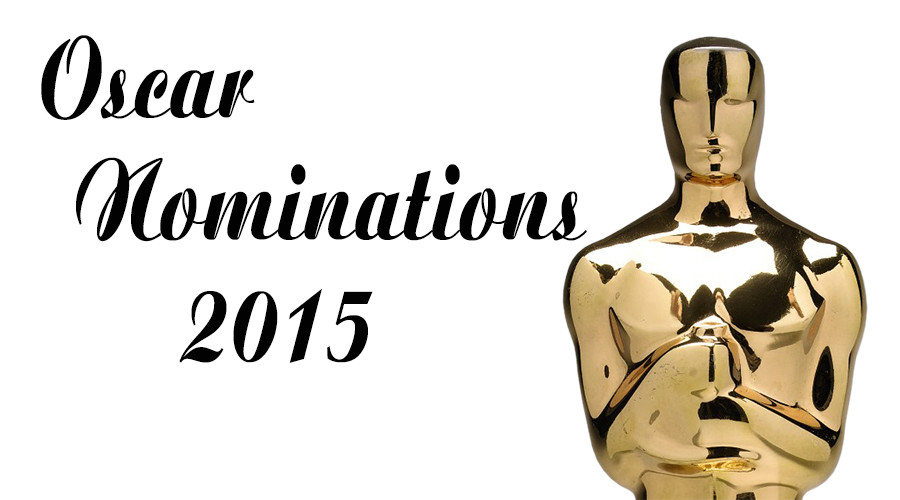 And the nominees are...