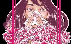 Seasonal allergies' effect on daily life