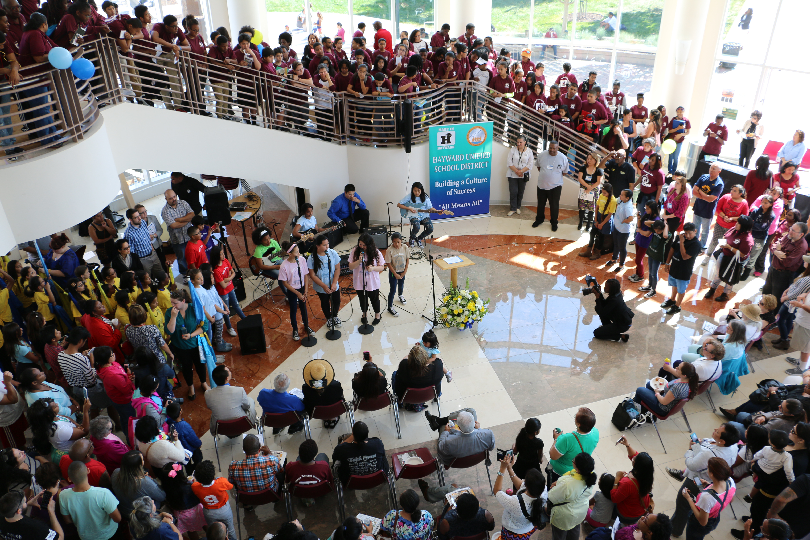 HUSD hosts second annual Education Summit