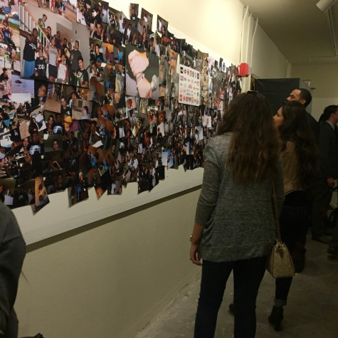 Alumni art show chronicles student's journey at CSUEB