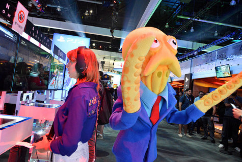 Gamers anticipate Electronic Entertainment Expo