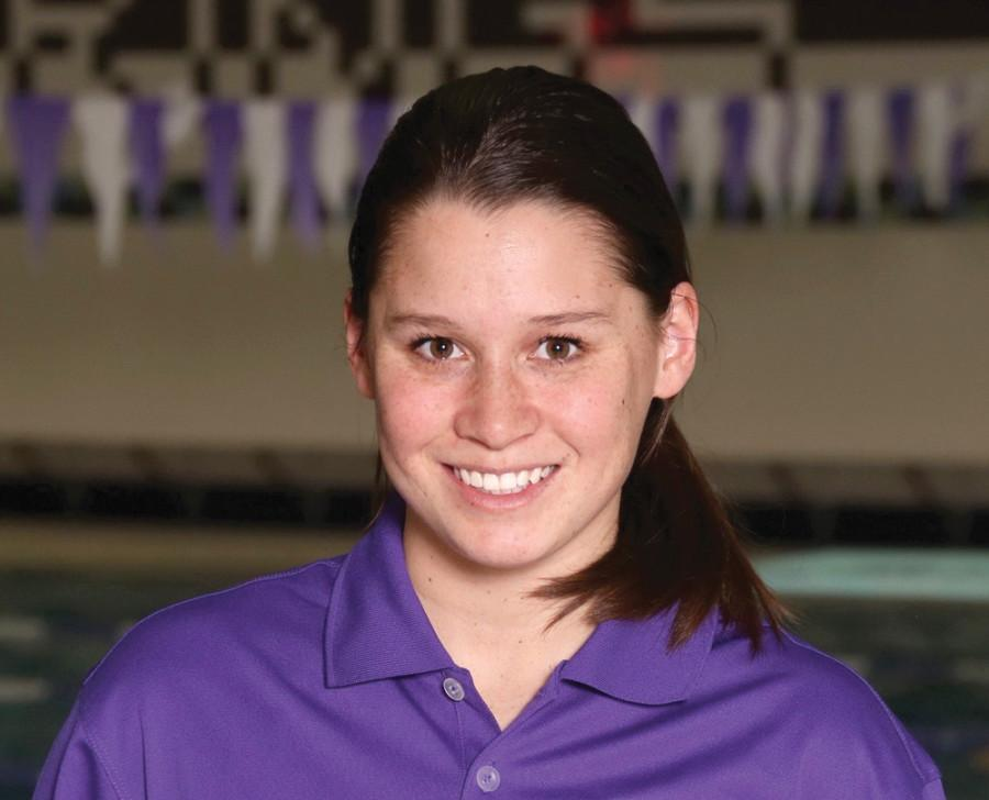 Swimming adds new assistant coach